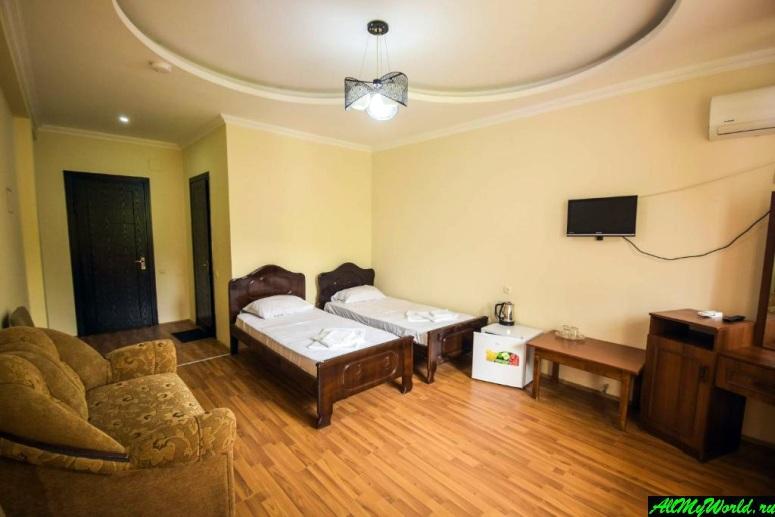 Отели и апартаменты Квариати - Hotel Otsneba