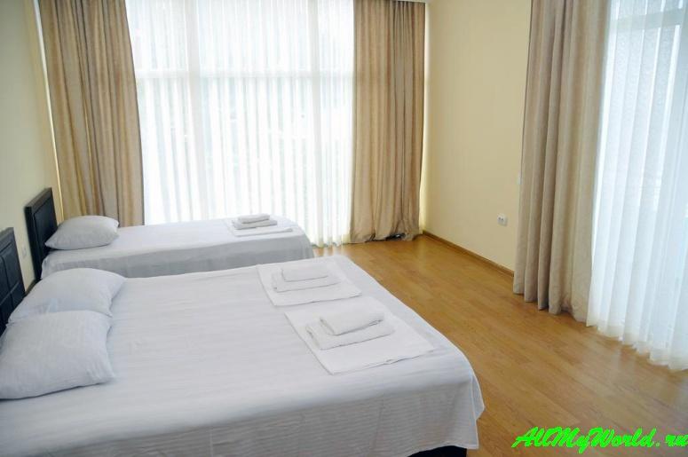 Отели и апартаменты Квариати - Black Sea Hotel