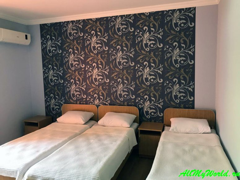 Отели и апартаменты Квариати - Kvariati Guest House
