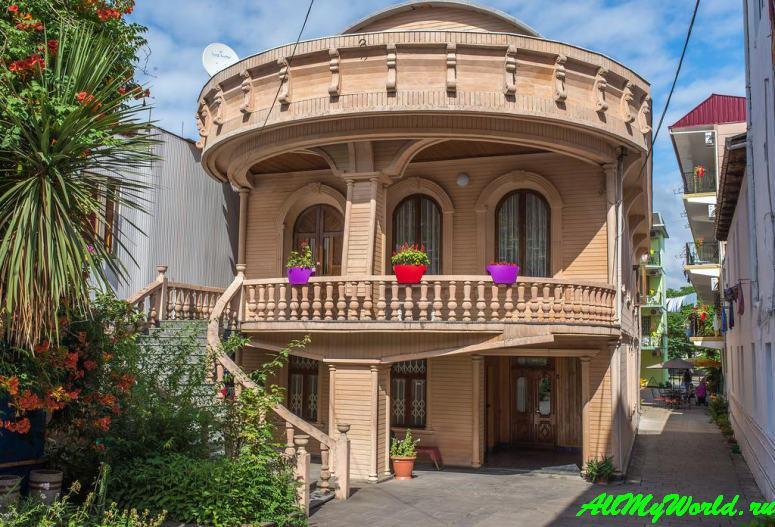 10 лучших отелей и гестхаусов Кобулети - Chveni Ezo