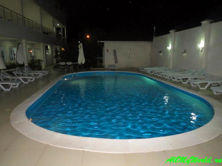 10 лучших отелей и гестхаусов Кобулети - Kobuleti Beach Club