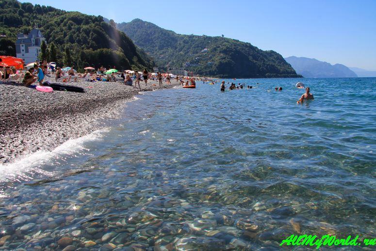 Отзыв о Гонио (Грузия): пляж, крепость, где жить и как добраться