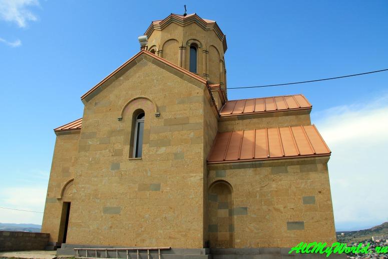 Тбилиси: монастырь Табори