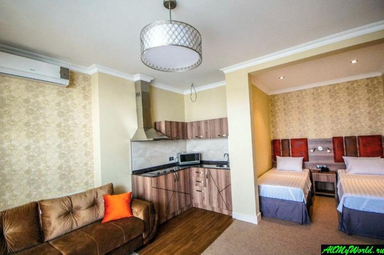 Гестхаусы и отели Сарпи: Hotel Montana