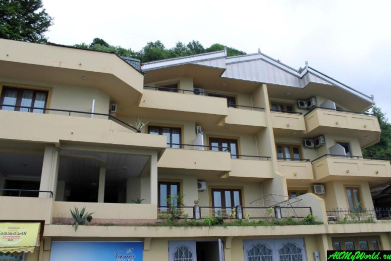 Гестхаусы и отели Сарпи: Pirveli Guest House