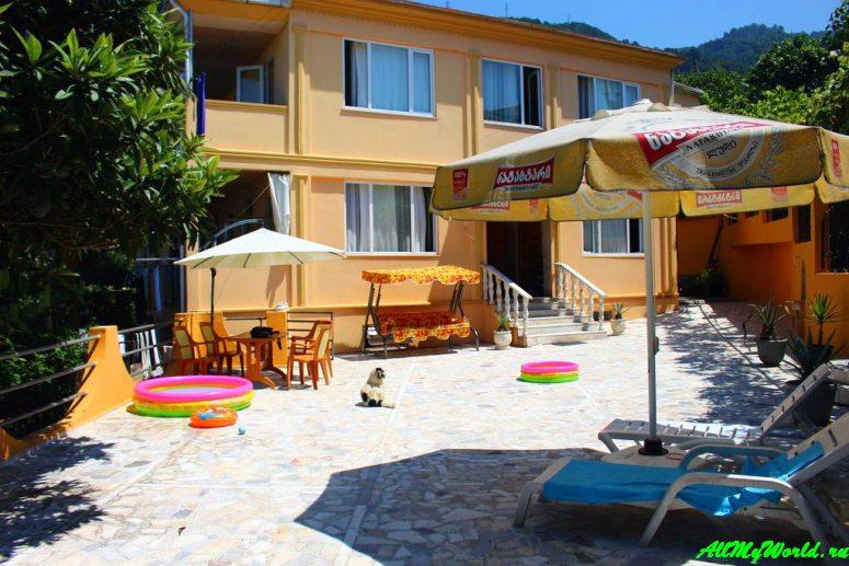 Жилье в Сарпи: 6 лучших отелей и гестхаусов