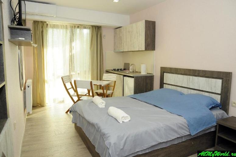 Лучшие гестхаусы Боржоми: Borjomi Apartments Apart Hotel