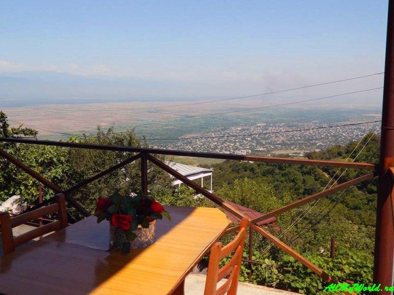 Лучшие гестхаусы Сигнахи по соотношению цена/качество: Guesthouse Alazani Valley