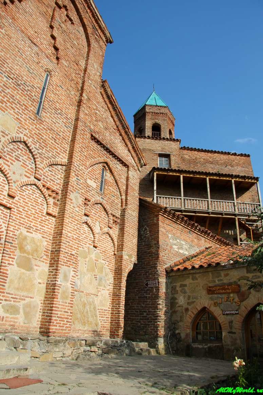 Достопримечательности Кахетии: замок Греми