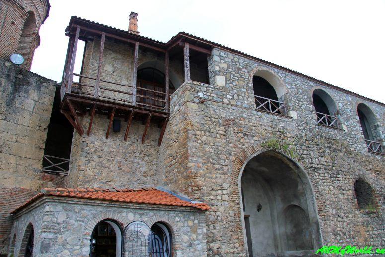 Восточная Грузия: кафедральный собор Алаверди