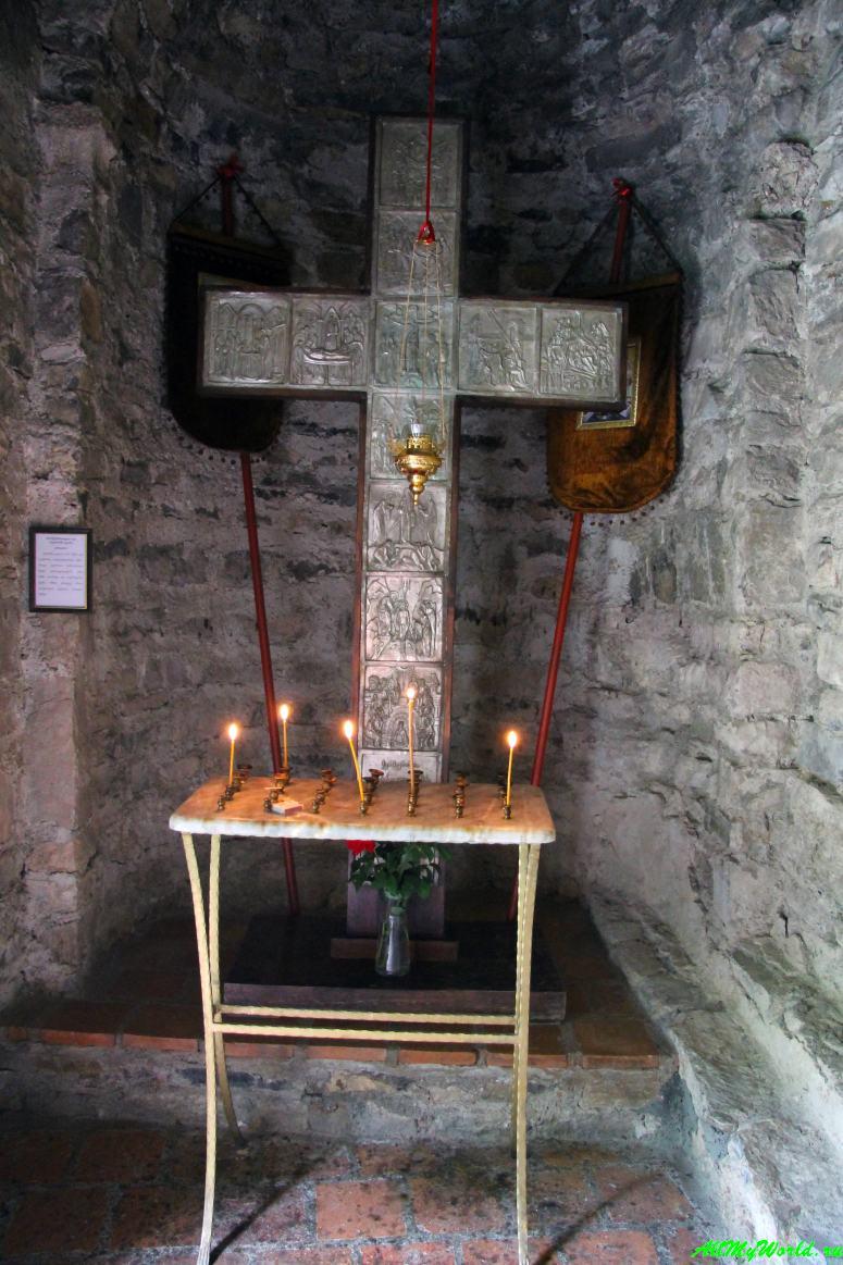 Восточная Грузия: монастырь Некреси