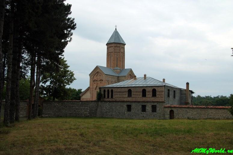 Восточная Грузия: монастырь Новая Шуамта