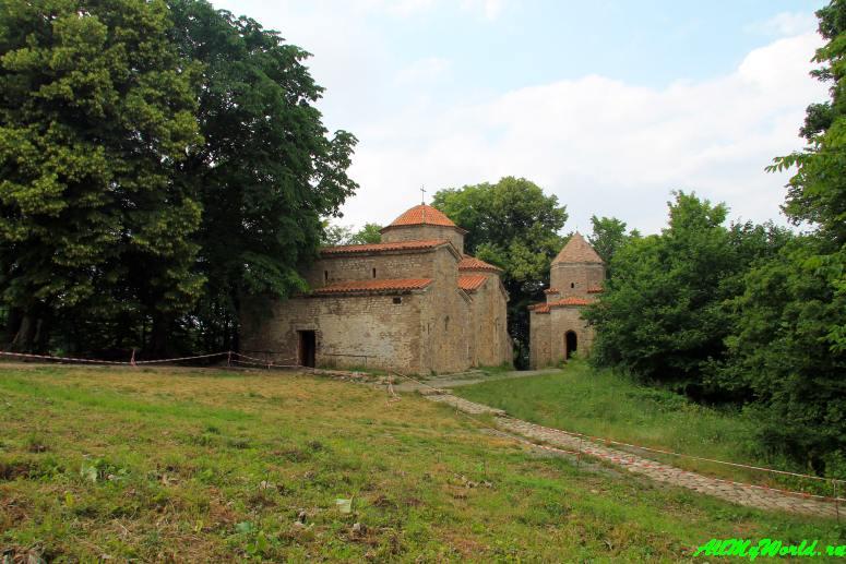 Восточная Грузия: монастырь Старая Шуамта