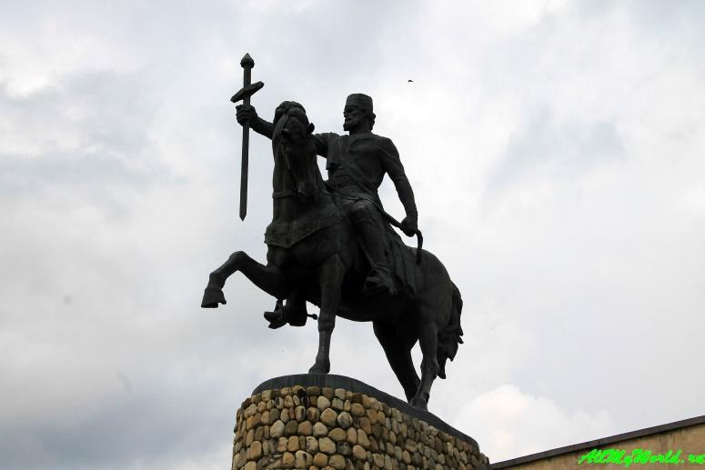 Грузия, Телави: лучшие достопримечательности города