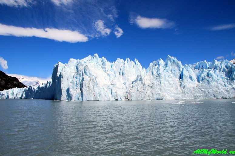 Аргентина, одно из чудес света: ледник Перито-Морено
