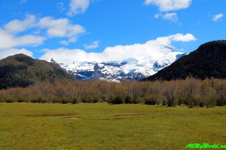 Аргентинская Патагония: Барилоче и вулкан Тронадор
