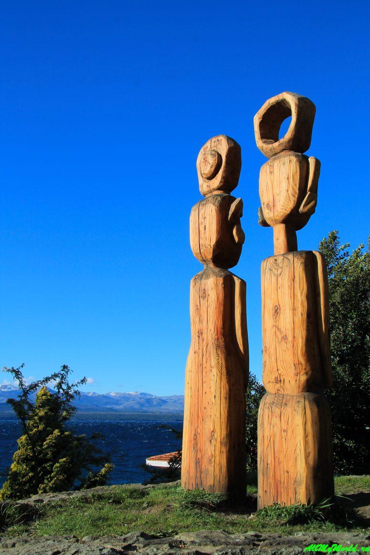 Аргентинская Патагония: Сан-Карлос-де-Барилоче, озеро Науэль-Уапи