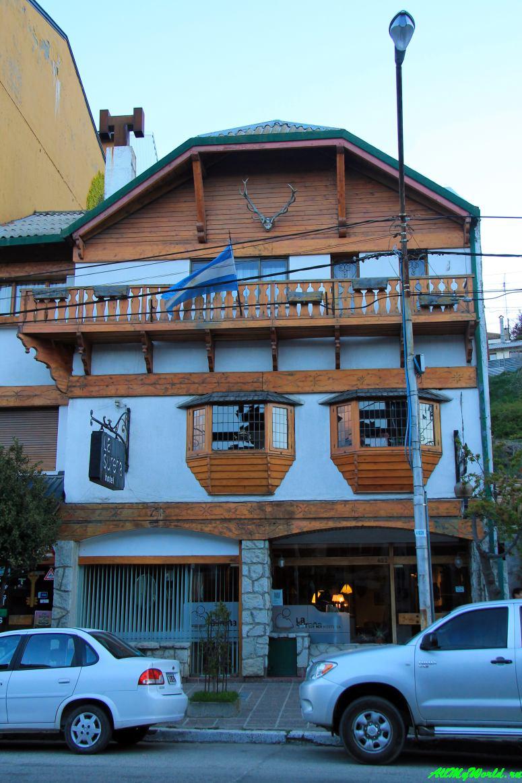 Аргентинская Патагония: Сан-Карлос-де-Барилоче