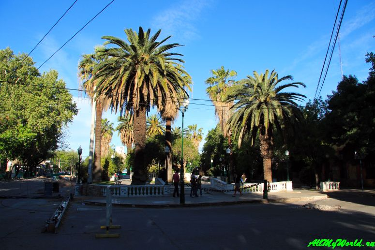 Аргентинские Анды: город Мендоса, Аконкагуа и переезд в Чили