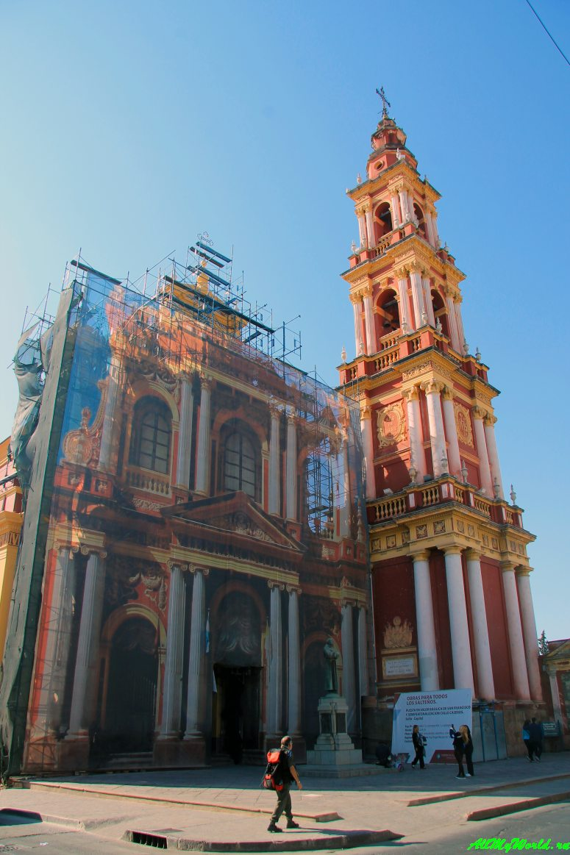 Северная Аргентина: Сальта