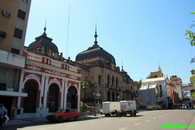 Северная Аргентина: Сан-Мигель-де-Тукуман