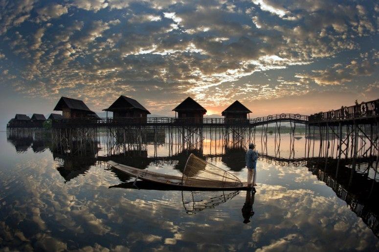 Достопримечательности Мьянмы - озеро Инле