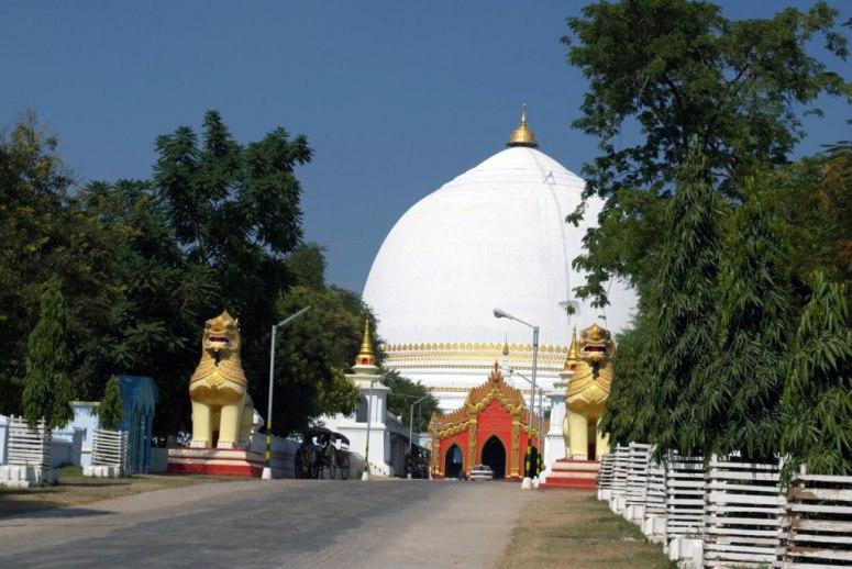 Достопримечательности Мьянмы - Сагаин