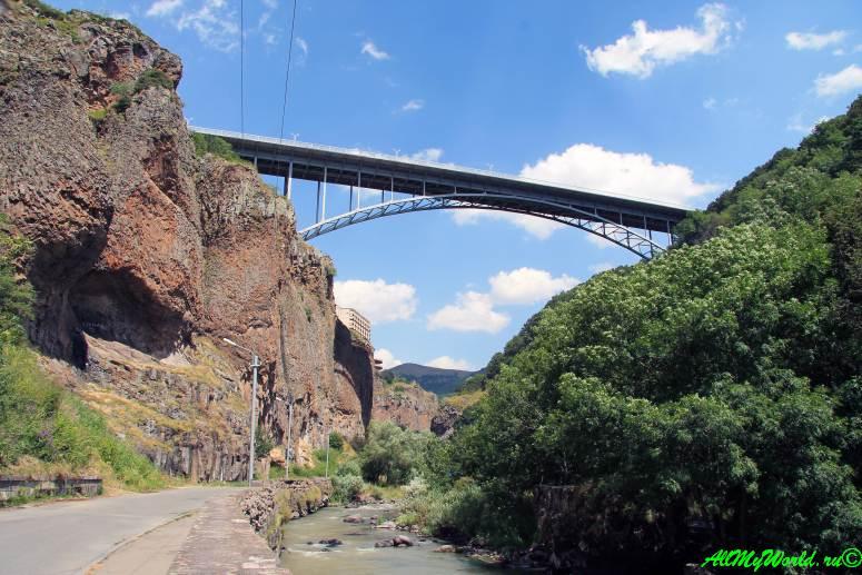 Где отдохнуть в Армении: водный курорт Джермук