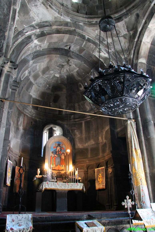 Святые места Армении: монастырь Гегард (Гехард)