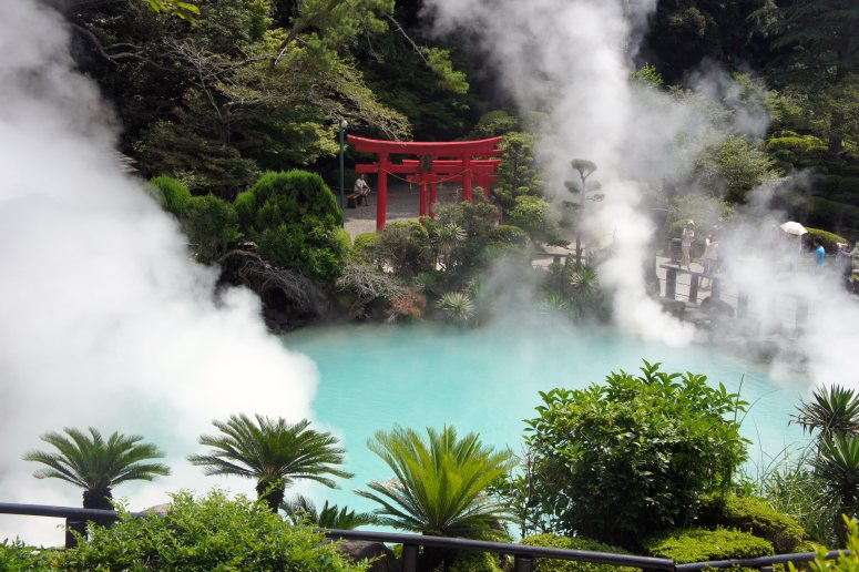 Путешествие в Японию самостоятельно - Бэппу