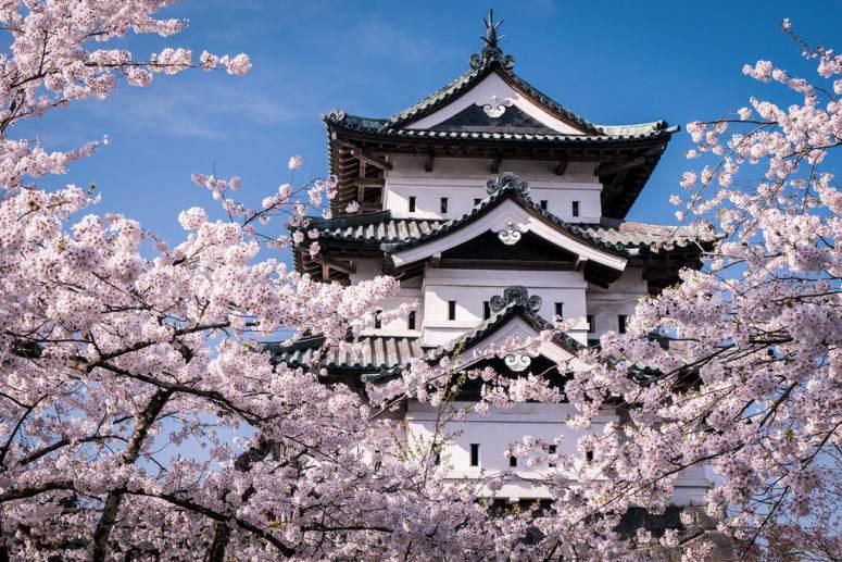 Путешествие в Японию самостоятельно - Хиросаки