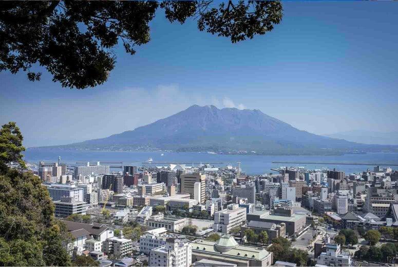 Путешествие в Японию самостоятельно - Кагосима