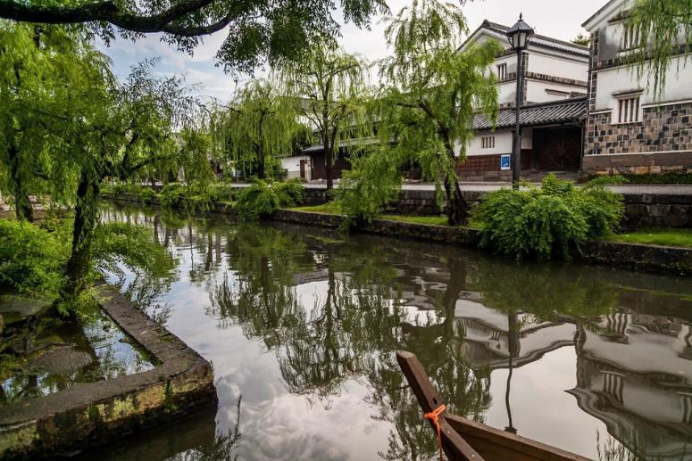 Путешествие в Японию самостоятельно - Курасики