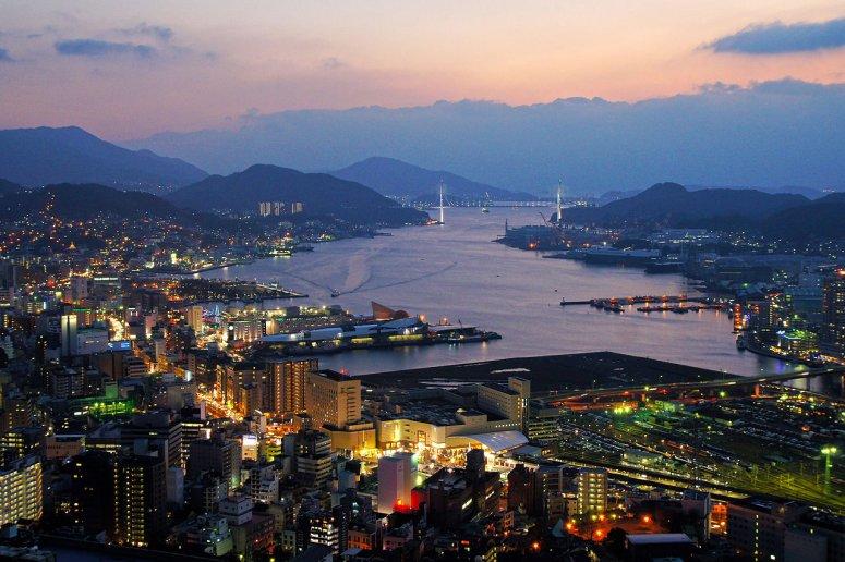 Путешествие в Японию самостоятельно - Нагасаки
