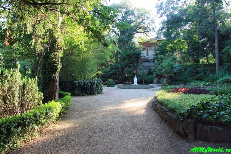 Достопримечательности Тбилиси - Ботанический сад