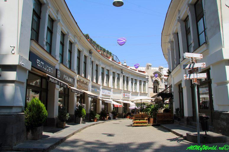 Достопримечательности Тбилиси - Шарден