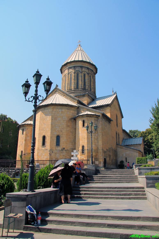 Достопримечательности Тбилиси - собор Сиони