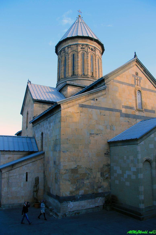 Достопримечательности Тбилиси - церковь Анчисхати