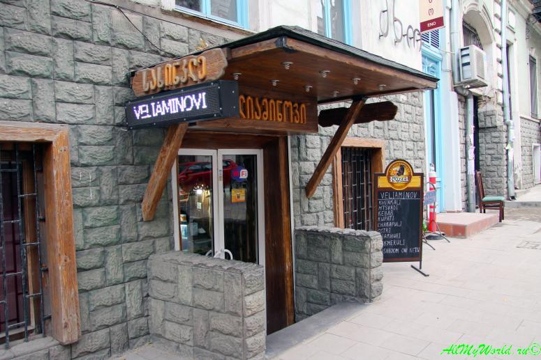 Где поесть в Тбилиси: лучшие рестораны, кафе и хинкальные города