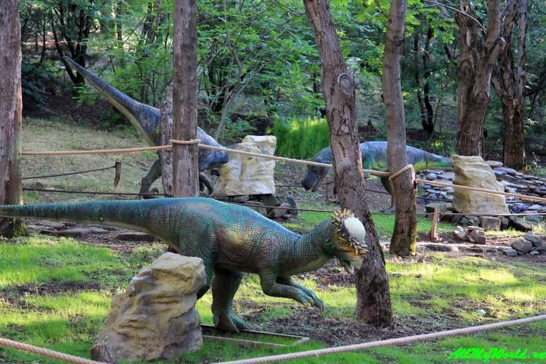 Тбилиси: парк Мтацминда, Пантеон и фуникулер