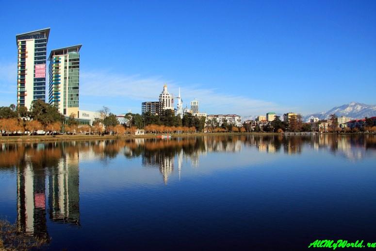 Чем заняться в Батумик: парк 6 мая, дельфинарий и зоопарк