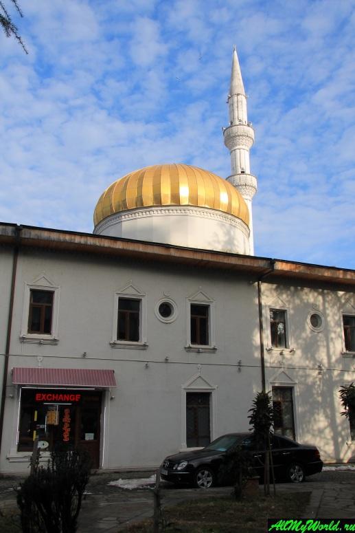 Достопримечательности Батуми: мечеть Орта-Джаме
