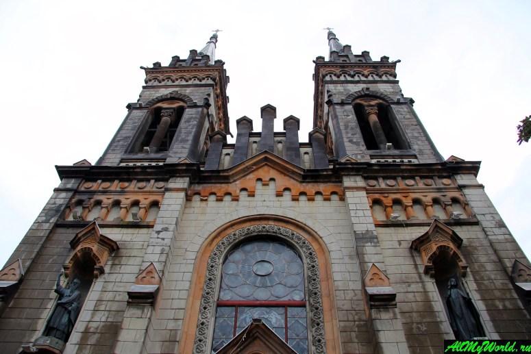 Достопримечательности Батуми: собор Рождества Пресвятой Богородицы