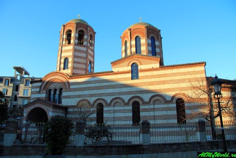 Достопримечательности Батуми: церковь Святого Николая