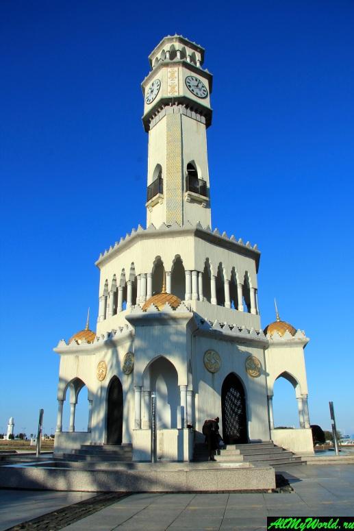 Достопримечательности Батуми: Башня чачи