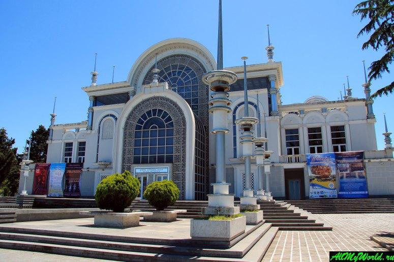 Достопримечательности Батуми: Батумский музыкальный центр