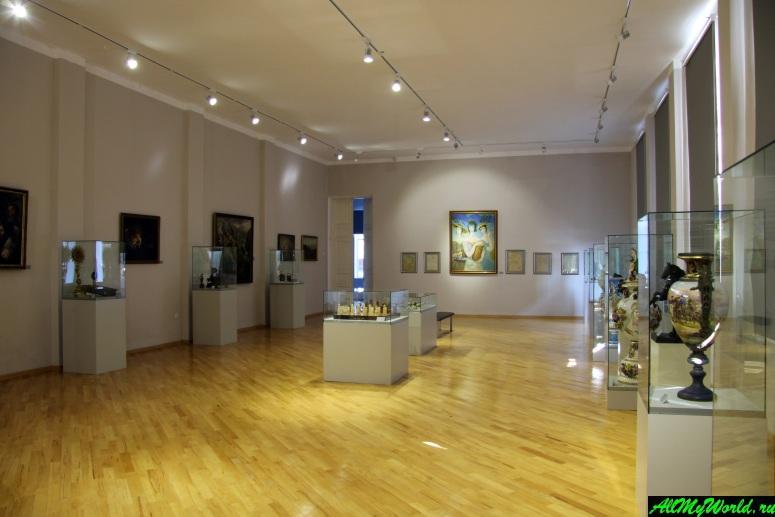 Достопримечательности Батуми: Музей Аджарии