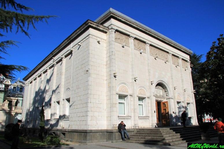 Достопримечательности Батуми: Музей искусств