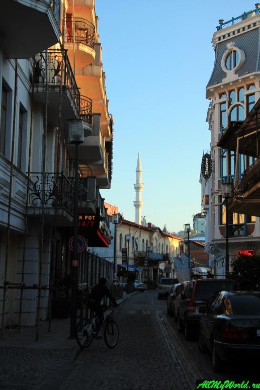 Достопримечательности Батуми: Турецкий квартал