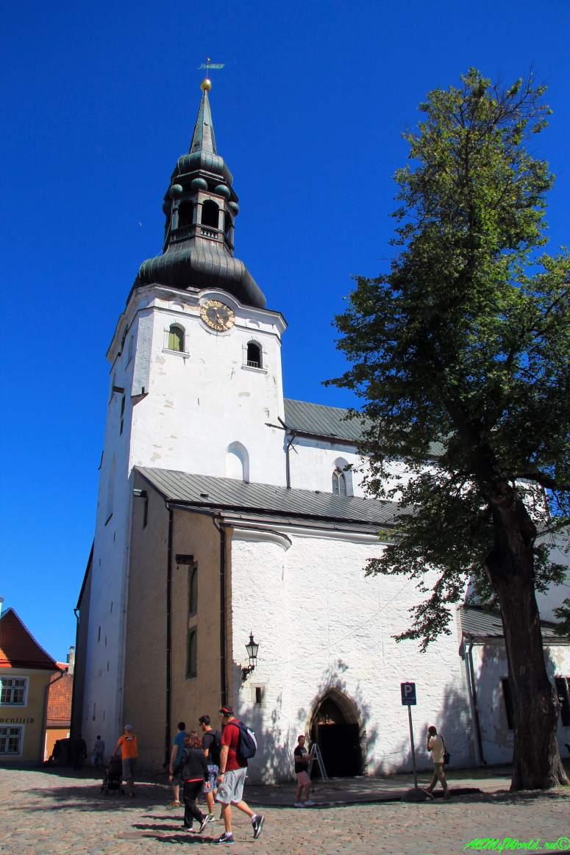 Достопримечательности Таллина - Домский собор